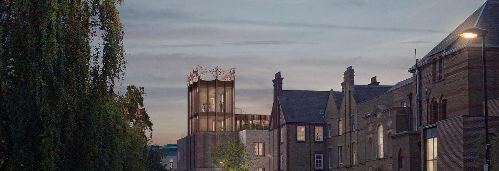 Transforming St Hilda's College Site