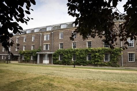 Wolfson Building, St Hilda's College