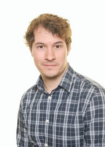 Joel Baldwin, Manager of the Jacqueline du Pre Music Building