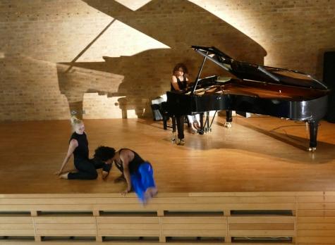 DANSOX workshop, Jacqueline du Pre Music Building