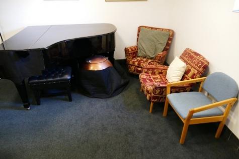 Stevenson Room, Jacqueline du Pre Building, St Hilda's College