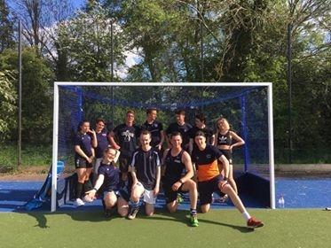 St Hilda's Hockey Team
