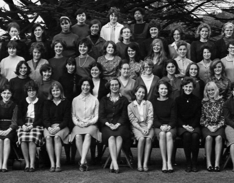 Matriculation 1965