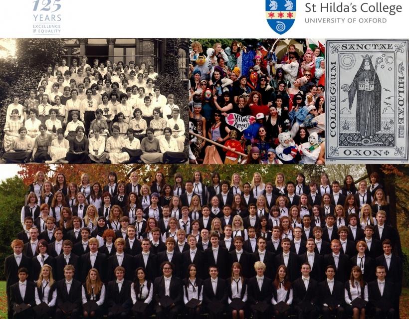 St Hilda's College History
