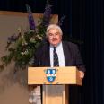 Farewell to Sir Gordon Duff, Principal of St Hilda's College 2014 - 2021