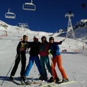 St Hilda's Cuppers Ski Team