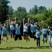 St Hilda's Telethon Team 2017