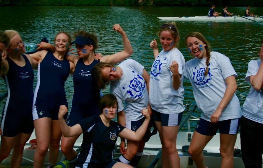 S Hilda's College Boat Club, Torpids 2016