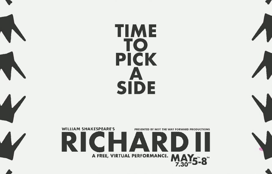 Richard II - A Free, Virtual Performance