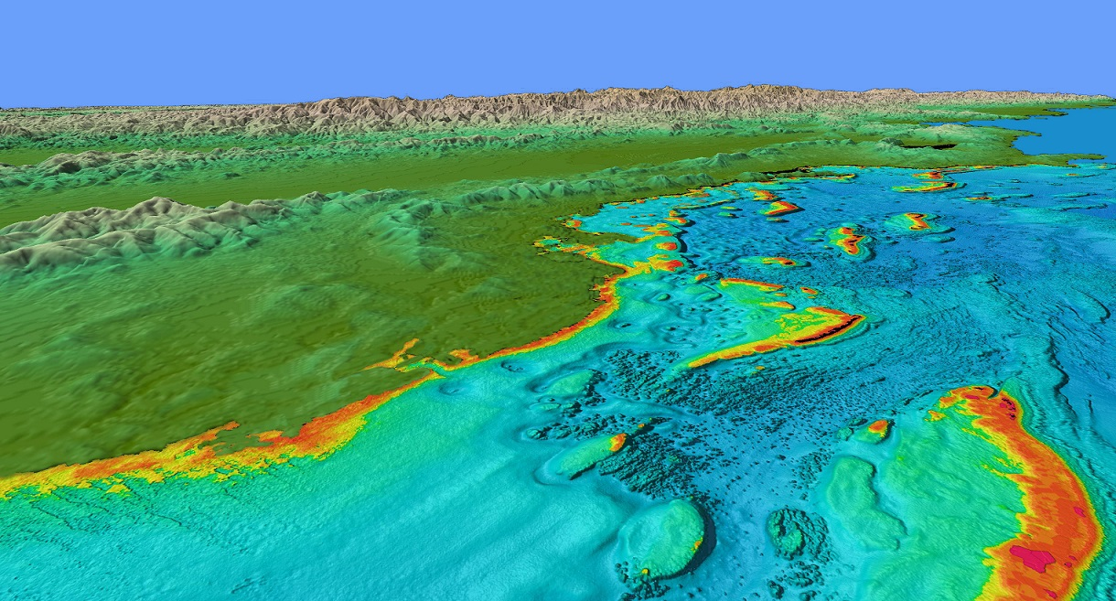 Can Remote Sensing Help us to Protect Coral Reefs?  by Dr Lisa Wedding