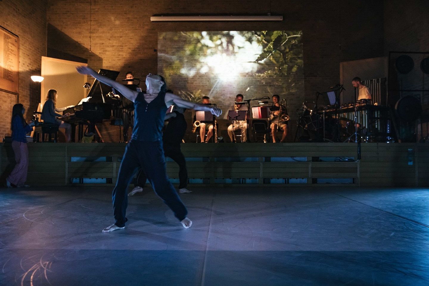 DANSOX: Motion and Meaning with Ensemble Klang and Leading Contemporary Dancers