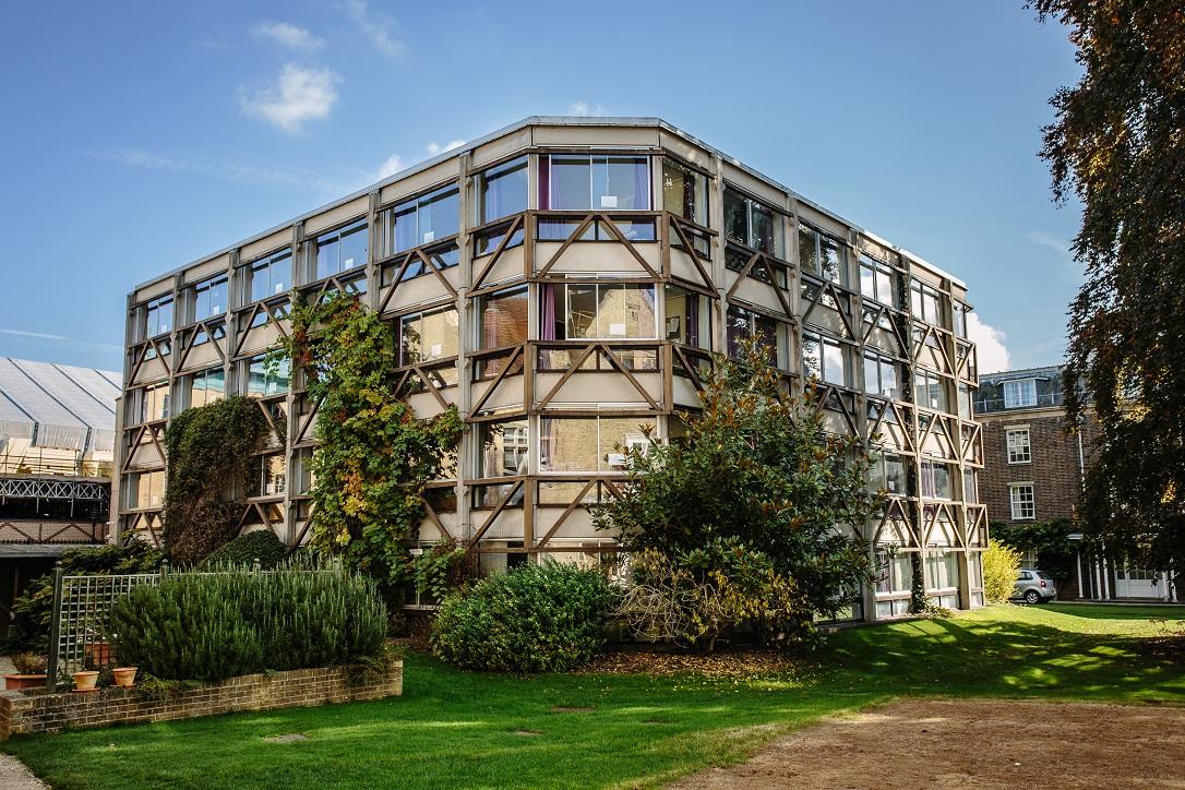 Garden Building, St Hilda's College