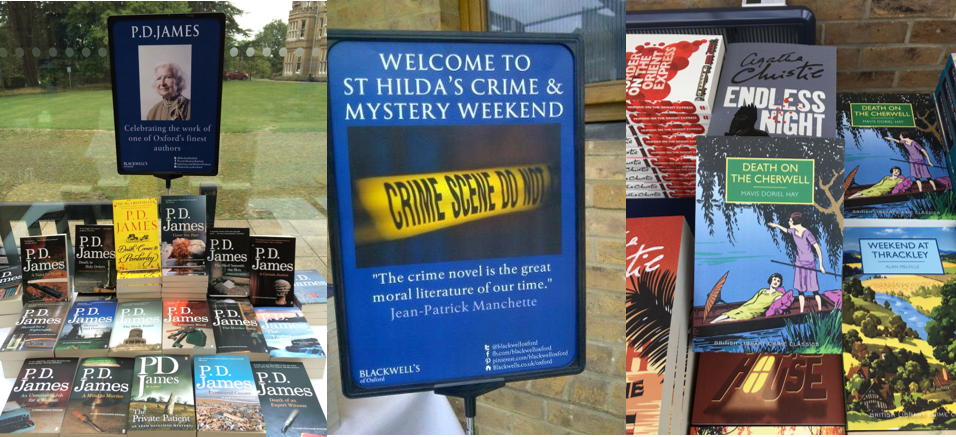 2020 St Hilda's College Crime Fiction Weekend