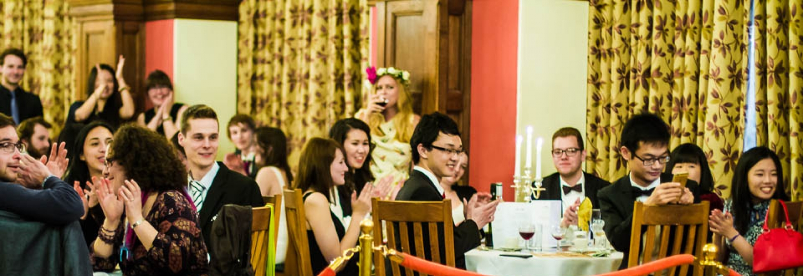 Conferences and Occasions at St Hilda's College, University of Oxford