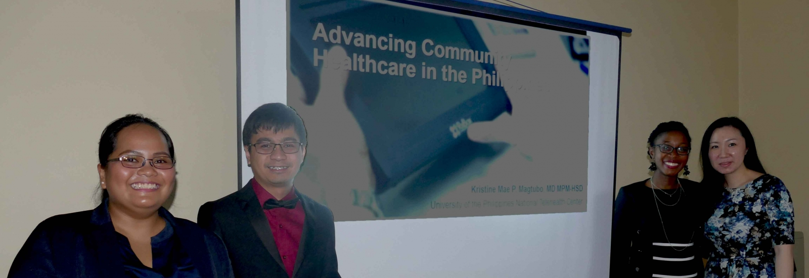 Improving Community Healthcare in The Philippines
