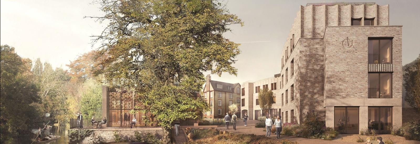 St Hilda's College Building the Future Campaign Update