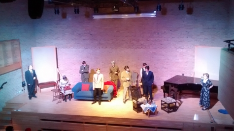 And Then There Were None, St Hilda's College Drama Society, Hilary Term 2016