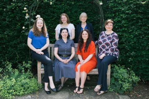 Development Team, St Hilda's College