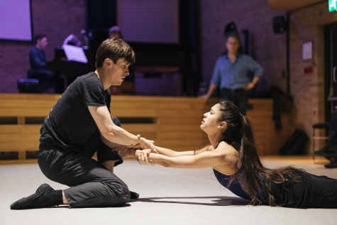 """Making """"The Cellist"""" with Cathy Marston and dancers from The Royal Ballet"""
