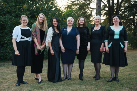 The Development and Alumnae Team