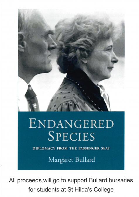 Endangered Species by Margaret Bullard