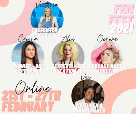 St Hilda's Feminist Festival 2021