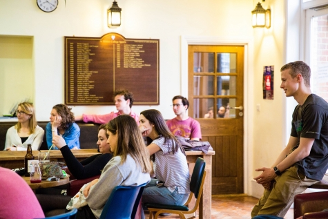 JCR Bar, St Hilda's College