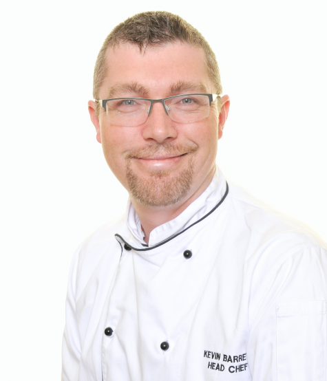 Kevin Barrett, Head Chef