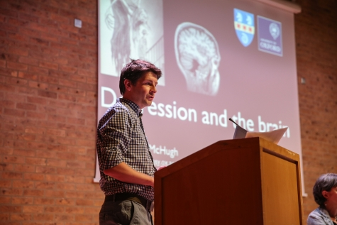 Depression and the Brain, Brain and Mind seminar series, St Hilda's College