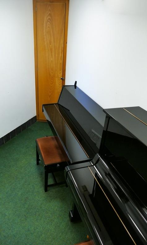 Lee Room, JdP Music Building, St Hilda's College, Oxford