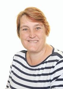 Linda Inness, Housekeeper, St Hilda's College