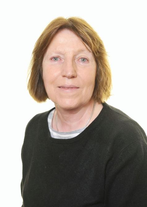 Maria Croghan, Librarian