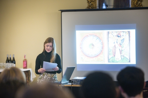 Alice Spiers (MSt Medieval History): 'Feeling the Past: Sensory Experience and the History of Emotions'