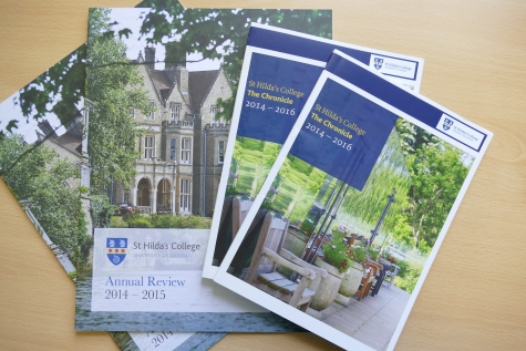 St Hilda's Chronicle and Annual Review