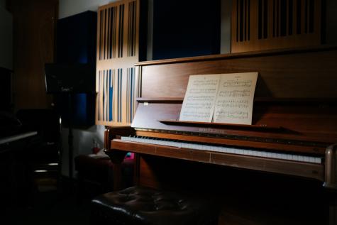 Practice Room, JdP