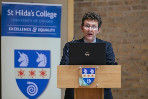 Professor Duncan Richards, Climax Professor of Clinical Therapeutics