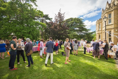 Garden Party at St Hilda's