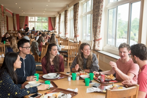 St Hilda's Dining Hall