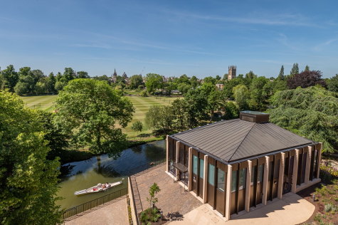 Sustainable buildings at St Hilda's College