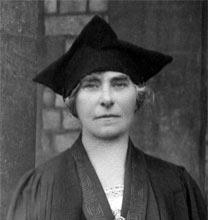 Winifred Moberley