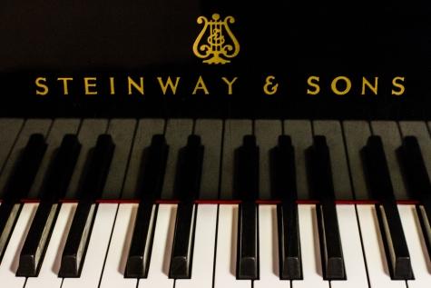 Steinway D concert grand piano, Jacqueline du Pre Music Building