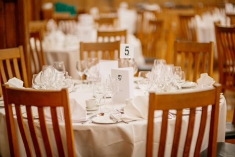 Events in St Hilda's Dining Hall