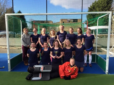 Quilda's Hockey Team wins Women's Hockey Cuppers, 2016