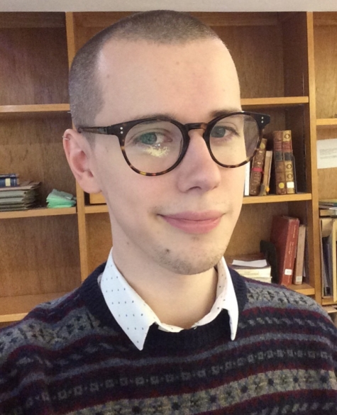 Liam Livesey, Graduate Trainee