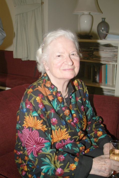 P D James Memorial Fund, St Hilda's College
