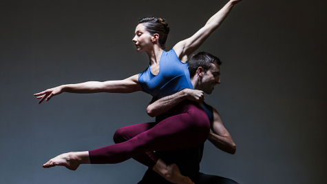 Dance as Grace: Paradoxes and Possibilities photo by Johnny Buzzerio of Edd Mitton and Amy Thake