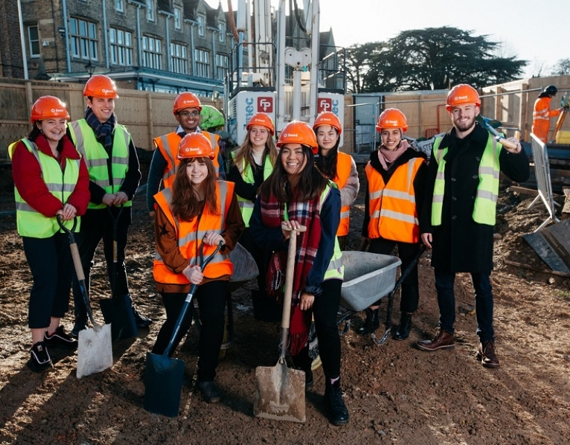 Transforming St Hilda's College Site