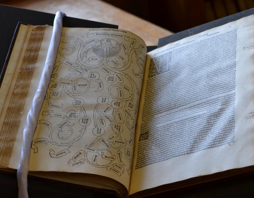Boccaccio, Giovanni. Genealogia deorum. Venice: Locatelli, 1494