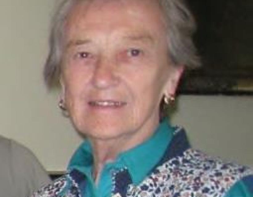 Dr Margaret Rayner CBE