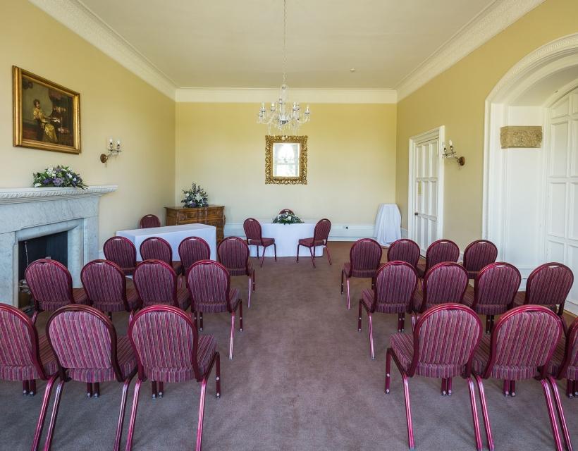 Lady Brodie Room, Hall Building St Hilda's College